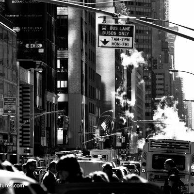 NY by B/W