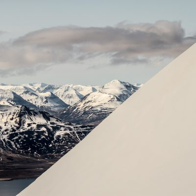 Iceland. Skiing & sailing.